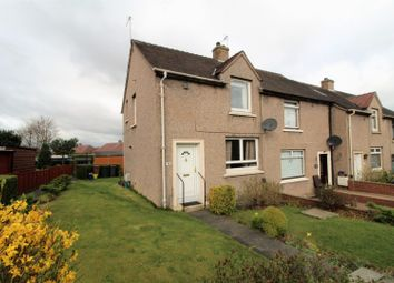 Thumbnail 2 bed end terrace house for sale in Clermiston Crescent, Edinburgh