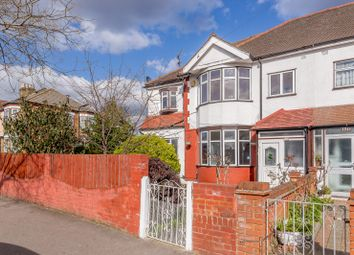 Thumbnail 5 bedroom end terrace house for sale in Vicarage Road, Leyton
