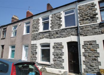 Thumbnail 4 bed terraced house for sale in Thesiger Street, Cathays, Cardiff