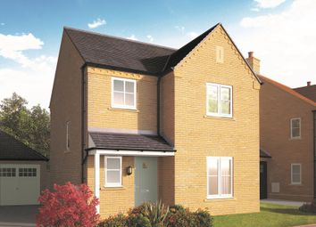Thumbnail 3 bed detached house for sale in Hayton Way, Kingsmead, Milton Keynes