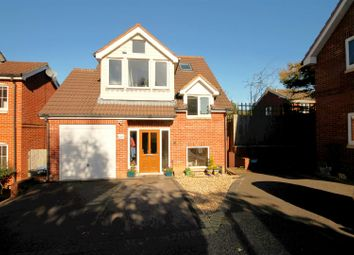 Thumbnail 4 bed detached house for sale in Wellow Gardens, Oakdale, Poole