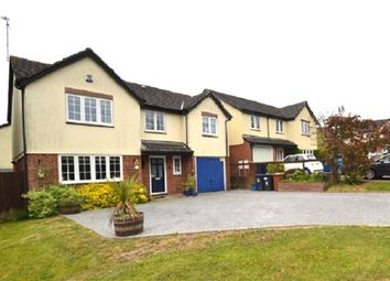 Thumbnail 5 bedroom property for sale in Luynes Rise, Buntingford