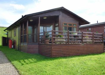 Thumbnail 2 bed lodge for sale in Hill View, Tunstall, Richmond