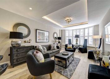Thumbnail 2 bed flat for sale in Queens Court, Queensway, London