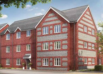 Thumbnail 2 bed flat to rent in Whatley Way, St Peters Place, Salisbury