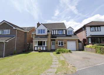 Thumbnail 5 bed detached house for sale in Beechwood Grove, Pencoed