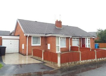 Thumbnail 2 bed bungalow for sale in Pickmere Drive, Runcorn, Widnes