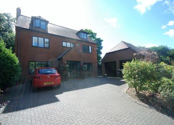 Thumbnail 5 bed detached house to rent in Beech Cliffe, Warwick, Warwickshire