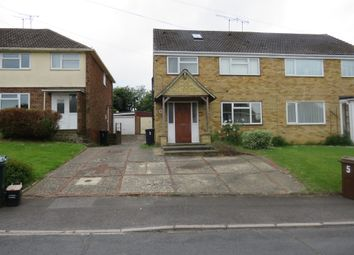 Thumbnail 4 bed semi-detached house for sale in Oast Meadow, Willesborough, Ashford