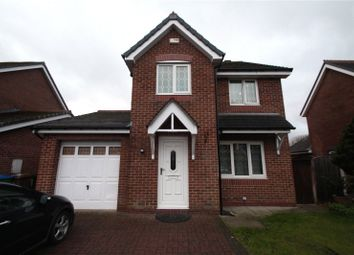 Thumbnail 4 bed detached house for sale in Slaidburn Close, Milnrow, Rochdale, Greater Manchester