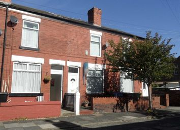 Thumbnail 2 bed terraced house to rent in Vienna Road, Stockport