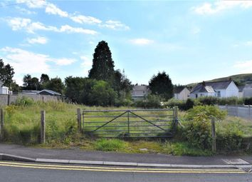 Land for sale in Penygraig Road, Cwmllynfell, Swansea SA9