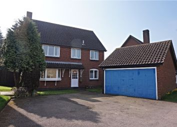 Thumbnail 4 bed detached house for sale in Mere Road, Waltham On The Wolds
