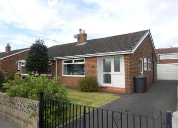 Thumbnail 2 bed semi-detached bungalow for sale in High Ridge Avenue, Rothwell, Leeds