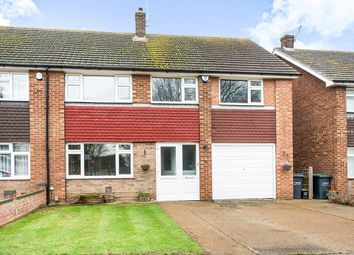 Thumbnail 5 bed semi-detached house for sale in Thong Lane, Gravesend