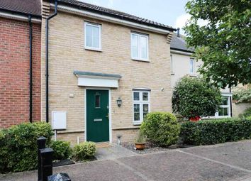 Thumbnail 2 bed terraced house for sale in Barley Close, St. Ives, Huntingdon