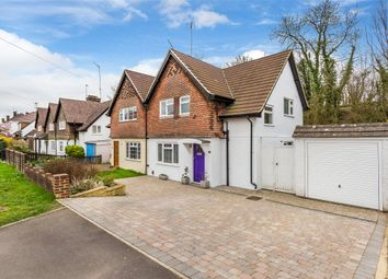 Thumbnail 3 bedroom semi-detached house for sale in Gordons Way, Oxted