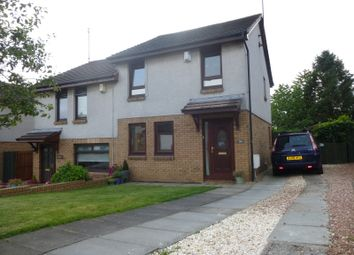 Thumbnail 3 bed semi-detached house for sale in Cherrybank Walk, Airdrie