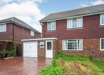 3 bed semi-detached house for sale in Hayes Close, Ringmer, Lewes, East Sussex BN8