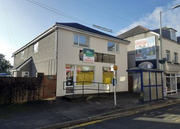 Thumbnail Office for sale in Mixed Use Commercial Property, 68 Bridgend Road, Aberkenfig, Bridgend