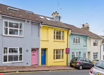 Thumbnail 3 bed terraced house to rent in Arnold Street, Brighton, East Sussex