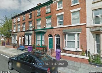 Thumbnail Room to rent in Longfellow Street, Liverpool