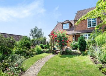 Thumbnail 4 bed semi-detached house for sale in Fagnall Lane, Winchmore Hill, Amersham