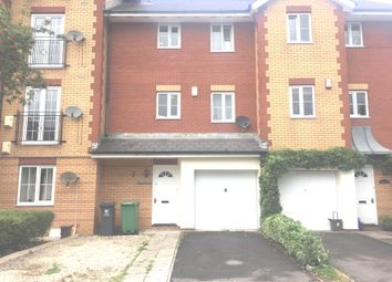 Thumbnail 3 bed town house for sale in Campbell Drive, Cardiff
