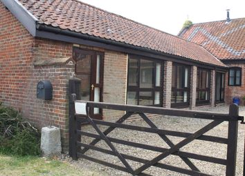 Thumbnail 2 bed detached house to rent in Homersfield, Harleston