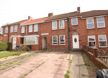 Thumbnail 2 bedroom terraced house for sale in Pease Avenue, Newcastle Upon Tyne