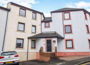 Thumbnail 2 bedroom flat for sale in Elizabeth Street, Workington