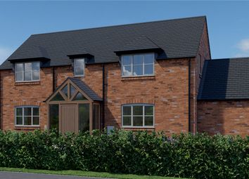 Thumbnail Detached house for sale in Alexander Close, Great Bowden, Market Harborough, Leicestershire