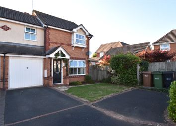 Thumbnail 3 bed end terrace house for sale in Bridgnorth Row, Berkeley Beverborne, Worcester, Worcestershire