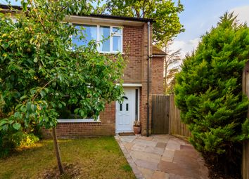 Thumbnail 4 bed end terrace house for sale in Lansdown Close, Woking