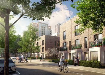Thumbnail 3 bed town house for sale in South Gardens, Elephant Park, Elephant & Castle