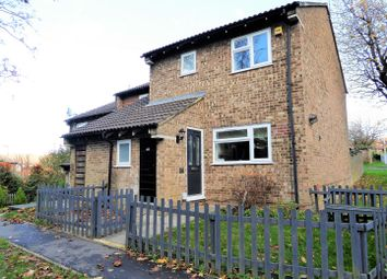 Thumbnail 3 bed end terrace house for sale in Spoondell, Dunstable