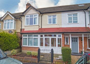 Thumbnail 3 bed terraced house for sale in Station Approach, Gordon Road, Carshalton