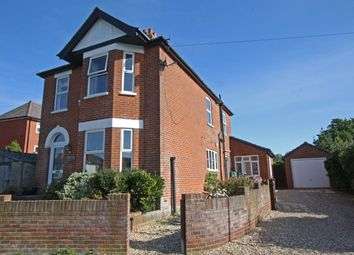 Thumbnail 5 bed property for sale in Southern Road, Lymington