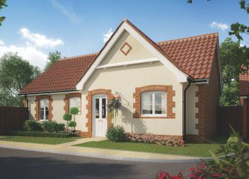 Thumbnail 2 bed detached house for sale in The Ramsey At Saxon Meadows, Capel St Mary, Suffolk