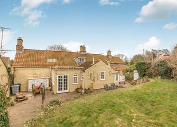 Thumbnail 3 bed detached house for sale in Church Street, Harlaxton, Grantham