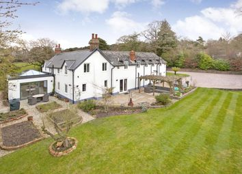 Thumbnail 6 bedroom detached house for sale in Rockbeare Hill, Rockbeare, Exeter