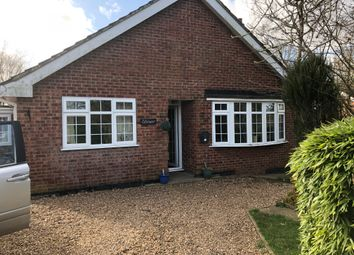 Thumbnail 3 bed detached bungalow for sale in Station Road, Donington-On-Bain, Louth, Lincolnshire