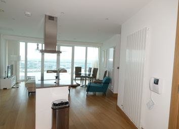Thumbnail 2 bed flat to rent in 25 Crossharbour Plaza, London