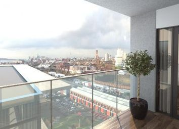Thumbnail 2 bed flat for sale in Herculaneum Quay Riverside Drive, Liverpool