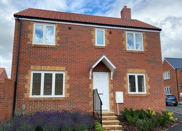 "Thumbnail 3 bedroom detached house for sale in ""The Clayton Corner"" at Yeovil Road, Sherborne"