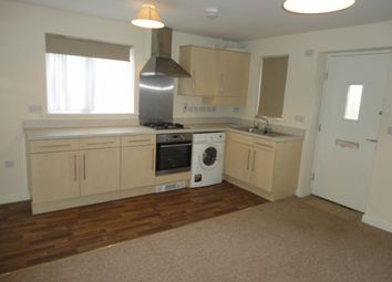 Thumbnail 1 bed end terrace house to rent in Cardea, Peterborough