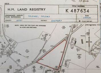 Land for sale in Land Adj Canterbury Road, Swingfield, Dover CT15