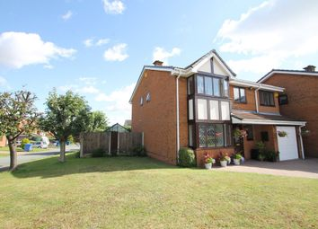 Thumbnail 5 bed detached house for sale in Falcon, Wilnecote, Tamworth