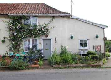 Thumbnail 1 bed cottage to rent in Mendlesham Green, Stowmarket