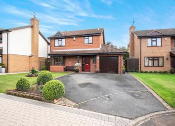Thumbnail 3 bed detached house for sale in Willowherb Close, Prestbury, Cheltenham, Gloucestershire